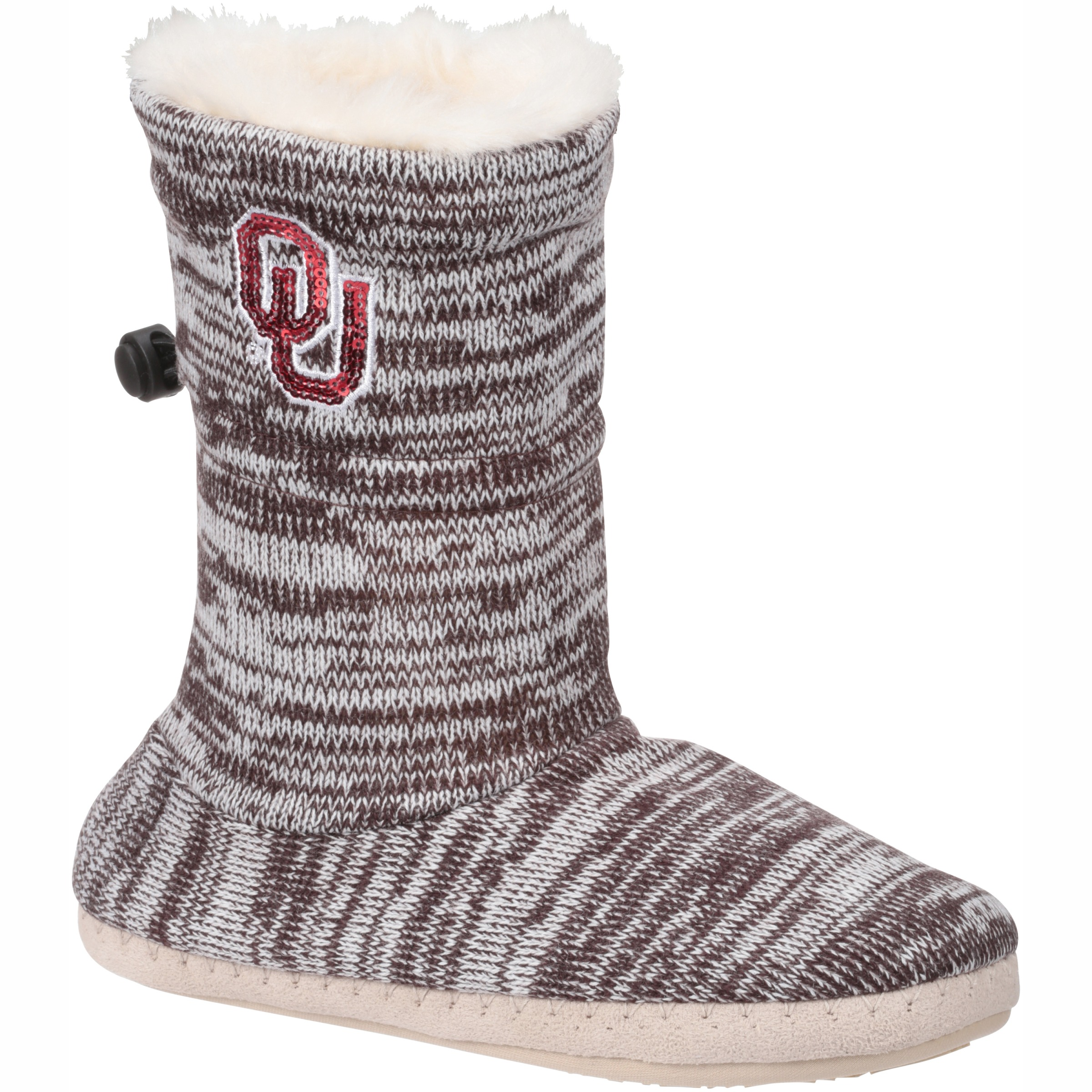Collegiate Footwear NCAA Oklahoma Women's Boots by Renaissance Imports, Inc.