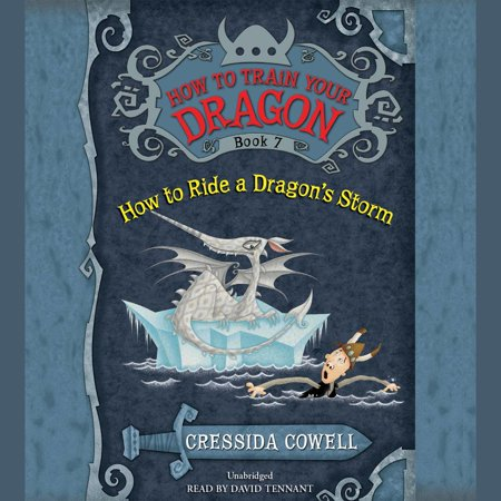 How to Train Your Dragon: How to Ride a Dragon's Storm - Audiobook](Ride A Dragon)