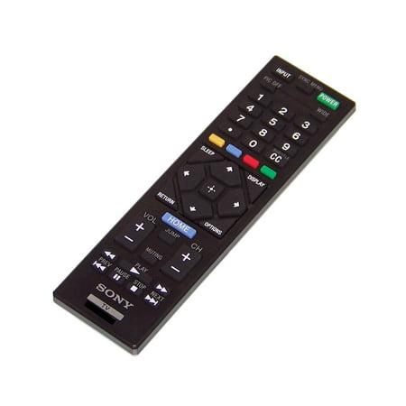 OEM Sony Remote Control Originally Shipped With KDL-40R380B, KDL46R453A, KDL-46R453A, KDL24R400A, KDL-24R400A KDL48R470B