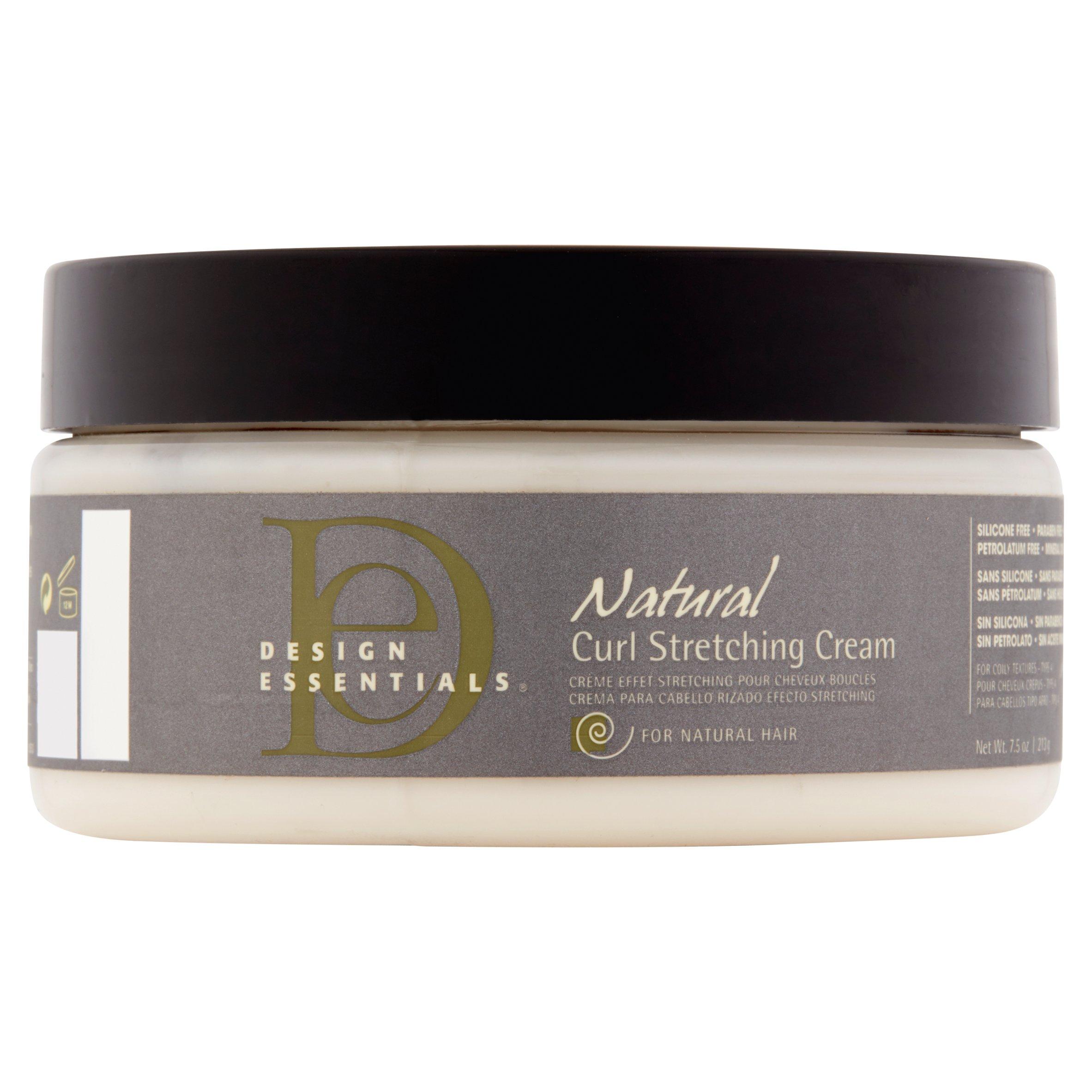 Design Essentials Natural Curl Stretching Cream 75 Oz Walmartcom