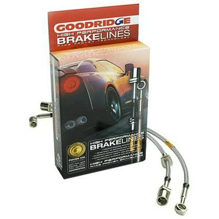 Goodridge G-Stop Brake Lines 13095 Fits:FORD 2001 - 2001 EXPEDITION V8 5.4 (2001 Ford Expedition Engine 5-4 L V8)