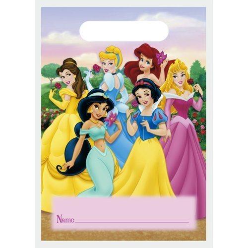 Disney Princess 'Vintage Fairy-Tale Friends' Favor Bags (8ct)
