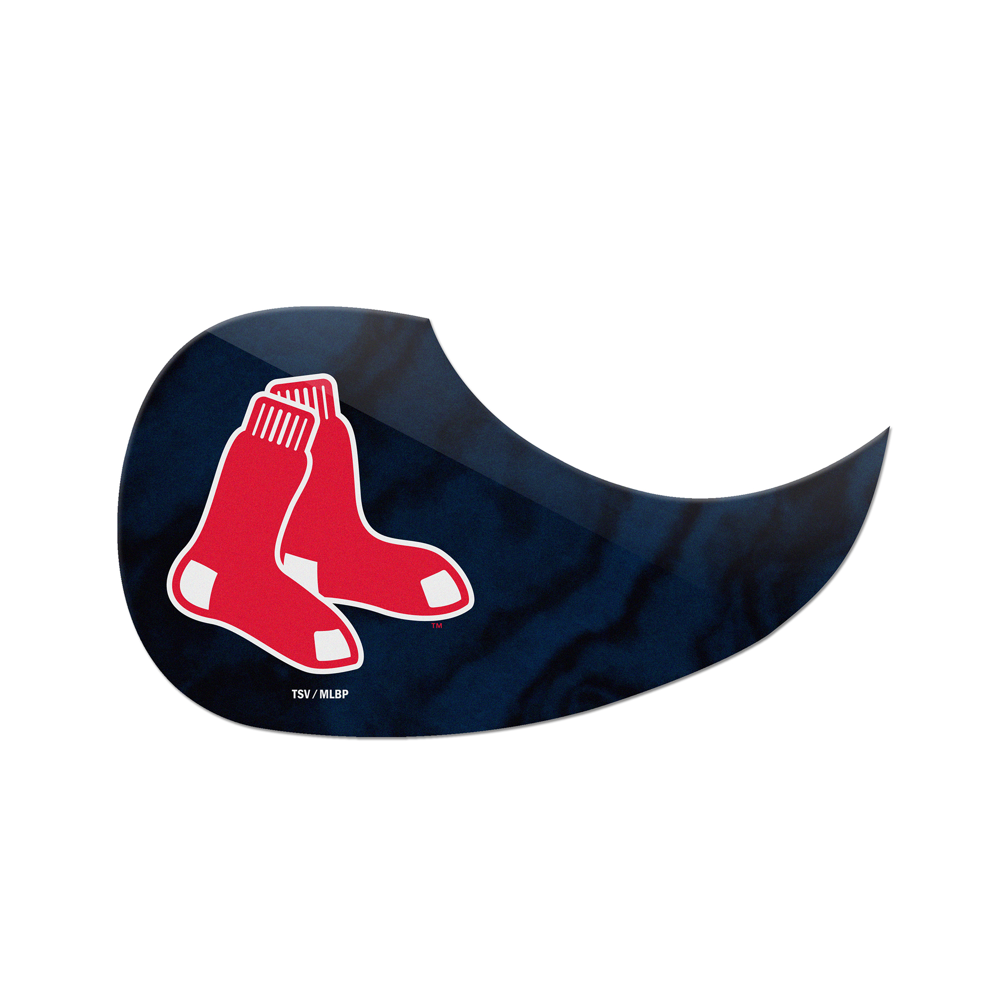 Boston Red Sox Woodrow Pick Guard - No Size