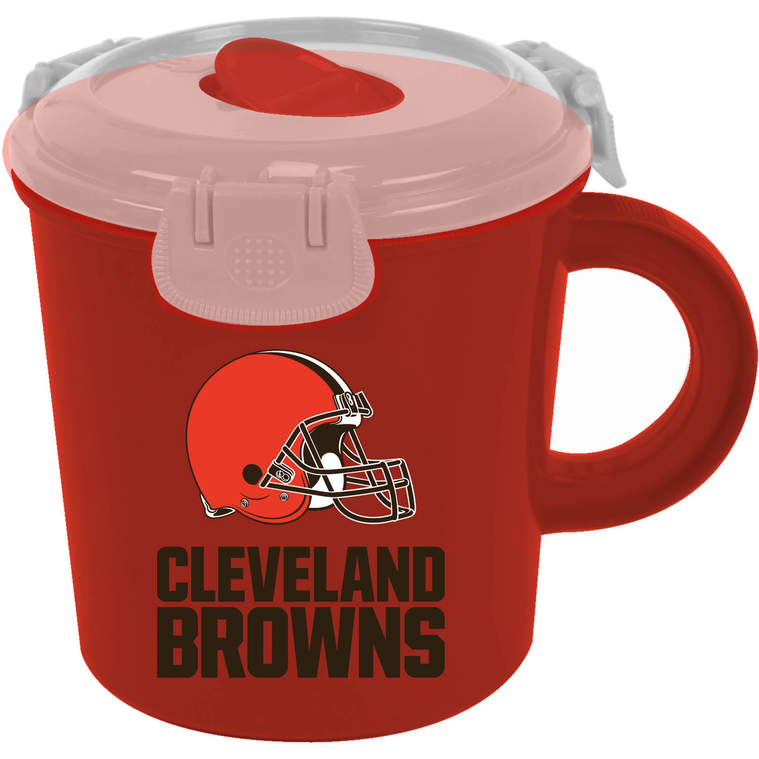 NFL Browns 23 oz Soup Container with Lid
