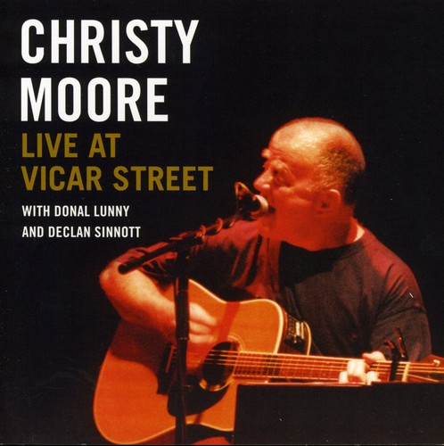 Moore, Christy & Donal Lunny/Jimmy Faulkner - Live at Vicar Street [CD]