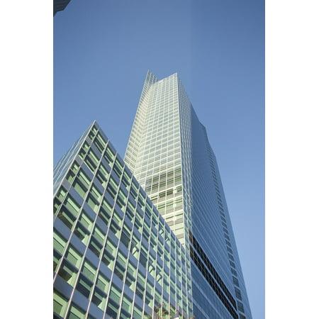 Laminated Poster Goldman Sachs New York Goldman Sachs Building Poster Print 24 X 36