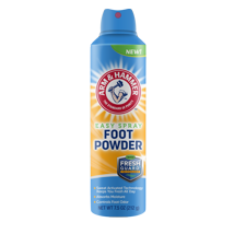 Body Powder: Arm & Hammer Easy Spray Foot Powder