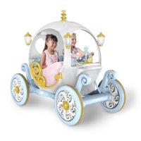 24V Disney Princess Cinderella Carriage by Dynacraft