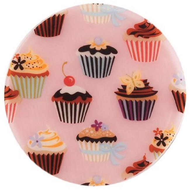 Andreas TRC-101 Cupcake Casserole Silicone Trivet Pack of 3 trivets by