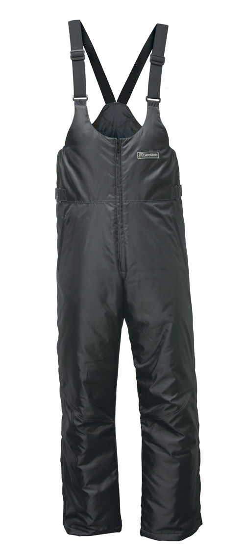 Sledmate, 5600XT, Youth Sledmate XT Snowmobile Bibs Black Kids Snow Pants 5600XT by Sledmate