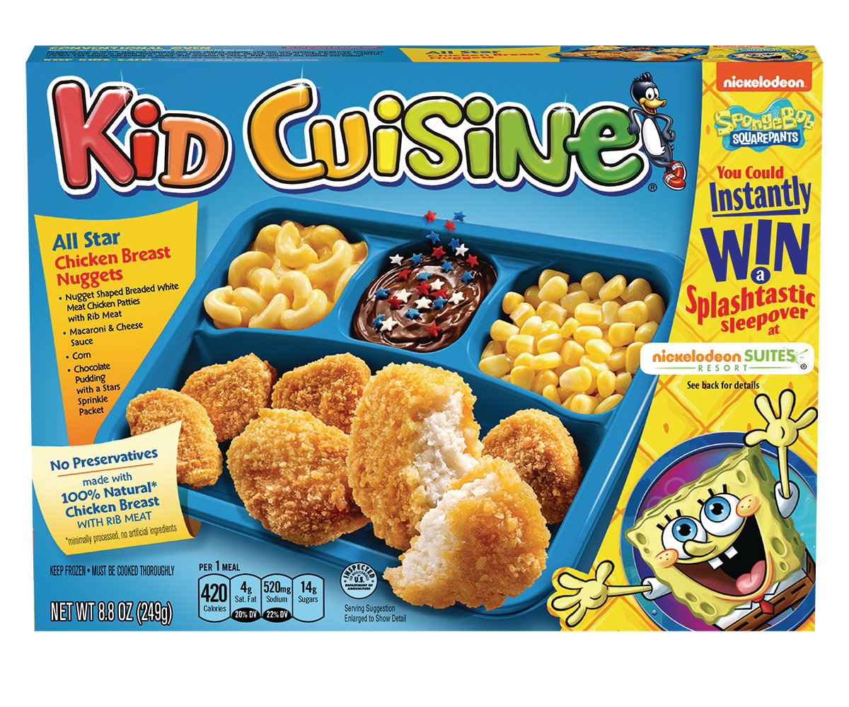 What do you think is the most underrated overrated for Are kid cuisine meals healthy