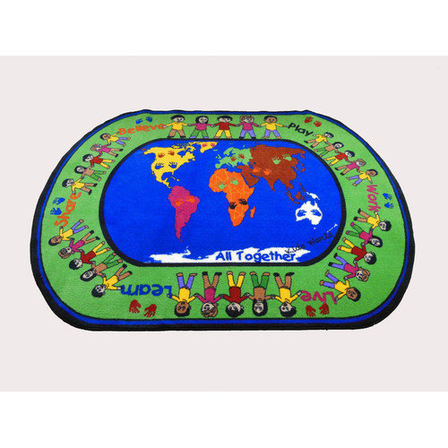 Kids World Carpets All Together Area Rug