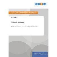 Ethik ALS Strategie