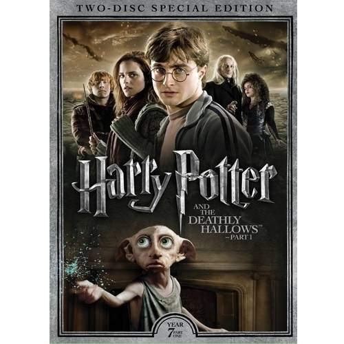 Harry Potter And The Deathly Hallows, Part 1 (2-Disc Special Edition) (Walmart Exclusive)