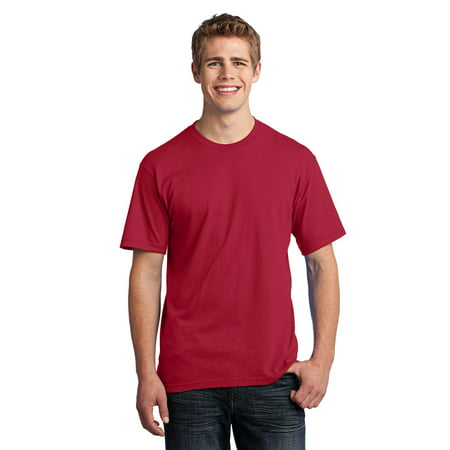 Port & Company® - All-American Tee. Usa100 Red M - image 1 of 1