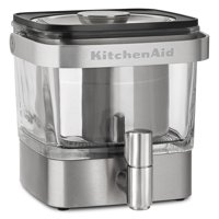 KitchenAid Brushed Stainless Steel Cold Brew Coffee Maker