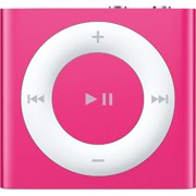 Apple iPod 4th Generation 2GB Space Hot Pink Shuffle, Like New in Plain White Box
