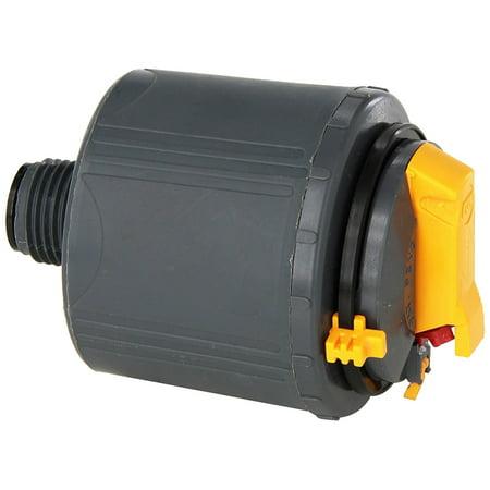 Sprinkler System Spray Head (525023 Whisper Sprinkler Head, Light Gray, 20' to 80' spray radius )