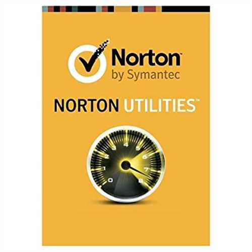 Norton Utilities by Symantec (PC Software) by unknown