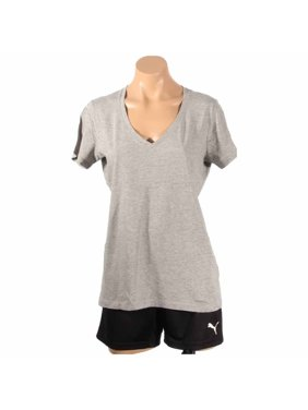 Product Image Converse Womens W2 WOMEN V NECK Tops 5dca2edd5