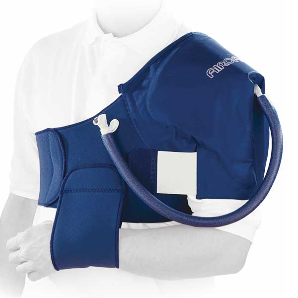 - AirCast Shoulder Cryo/Cuff No Cooler Cuff