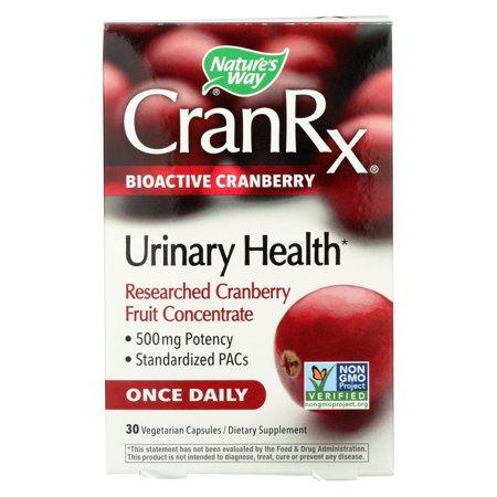 Nature's Way Cranberry Rx Bioactive Cranberry - 30 VCAP - image 1 of 1