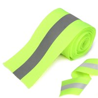 Flame Resistant Sew on high visibility reflective tape