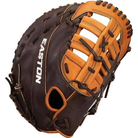 "Easton 12.75"" Core Pro Series Baseball First Base Mitt, Left Hand Throw"