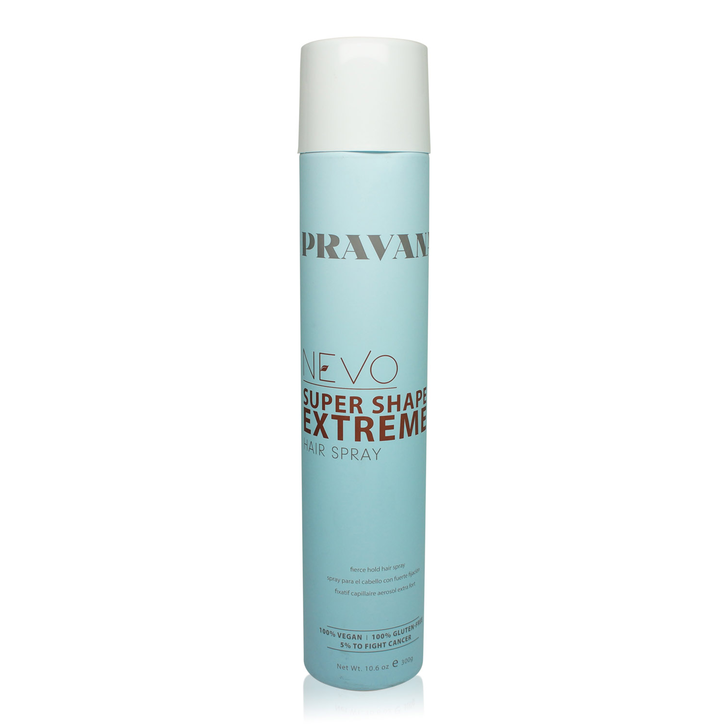 Pravana Nevo Super Shape Extreme Hair Spray 10 6oz