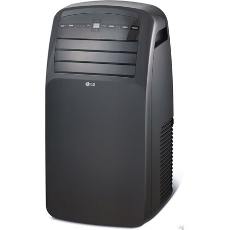 Lg Electronics Lp1214 Rb 12 000 Btu Portable Air Conditioner  Grey  Factory Reconditioned