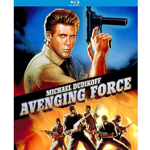 Avenging Force (Blu-ray) (Widescreen)