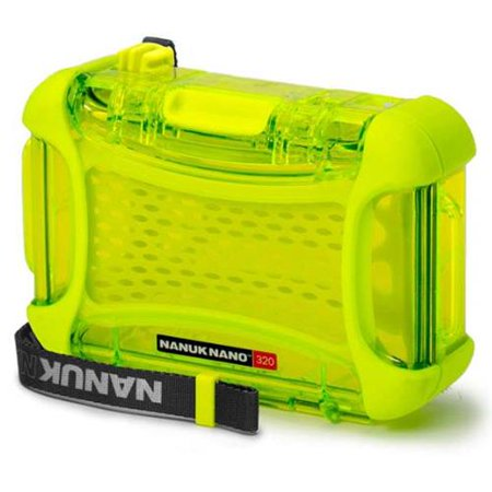 Nanuk Nano Series 320 Ultra Resistant Polycarbonate Waterproof Protective Case,