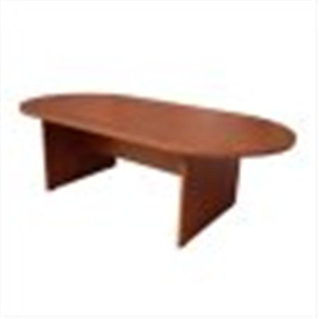Boss 10Ft Race Track Conference Table ()