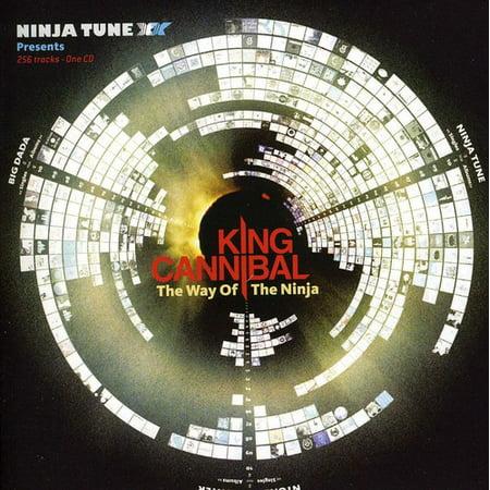 Ninja Tune XX Presents King Cannibal The Way Of The Ninja