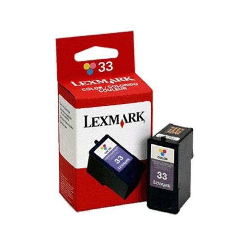Lexmark 18C0033 / No. 33