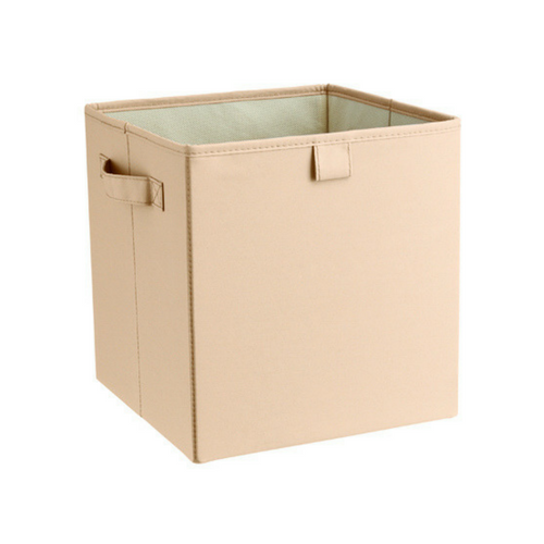 CLOSETMAID 1608100 11x10.5 Vanill Storage Bin