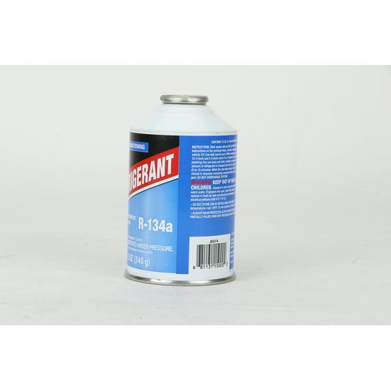 Super Tech Refrigerant R-134a - Walmart com