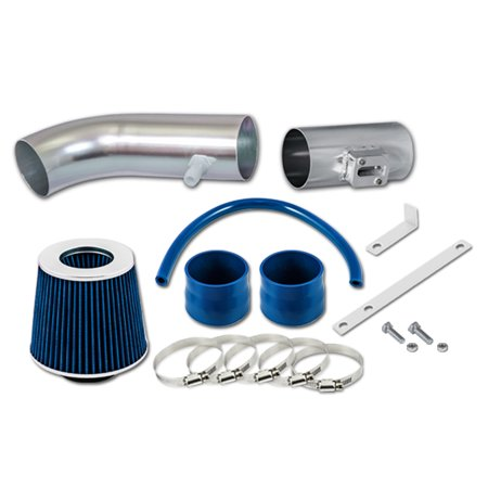 RL Concepts Blue Short Ram Air Intake Kit + Filter 04-11 Ford Ranger B4000 Pickup 4.0 SOHC V6