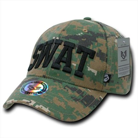 Digital Military -Law Caps - Swat (Swat Hats)