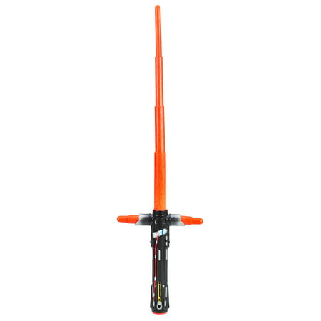 Star Wars: The Last Jedi BladeBuilders Kylo Ren Extendable Lightsaber - Jedi With Green Lightsaber