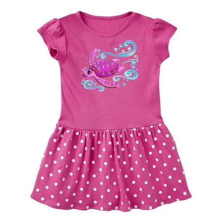 Baby Dressed As Turtle (Cute Pink Sea Turtle Infant)