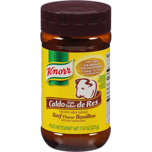 Knorr Beef Bouillon, 7.9 oz, (Pack of 12)