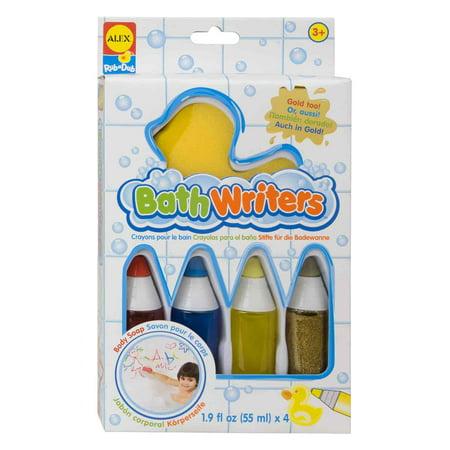 ALEX Toys Rub a Dub Bath Writers