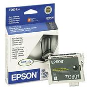 Epson T060120 (60) DURABrite Ink, Black