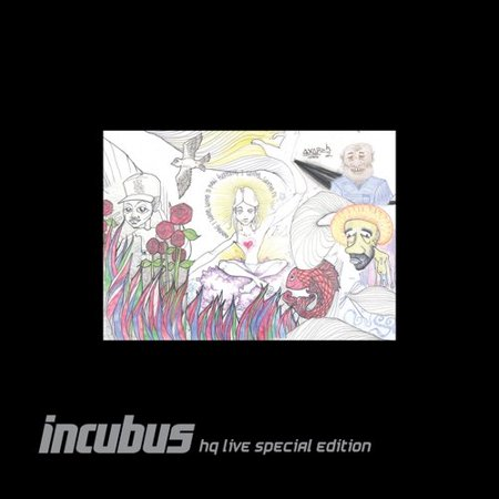 Incubus HQ Live [Special Edition] [2CD/1DVD] (CD + DVD)