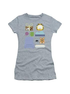 0374506fcb Product Image Garfield Gift Set Juniors Short Sleeve Shirt