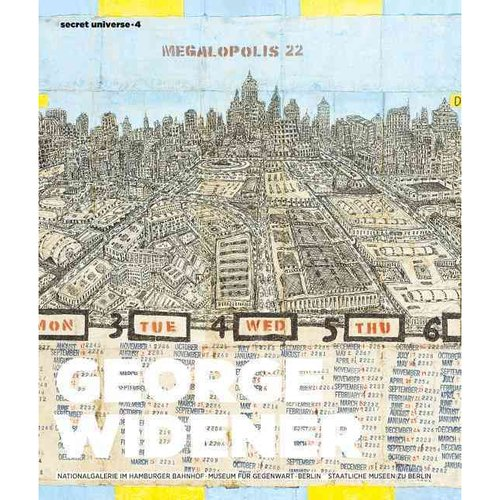 Secret Universe 4: George Widener