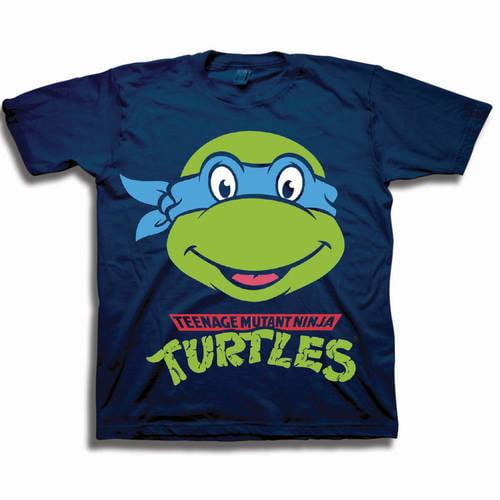 Toddler Boys' Leonardo Character Head Short Sleeve Graphic T-Shirt