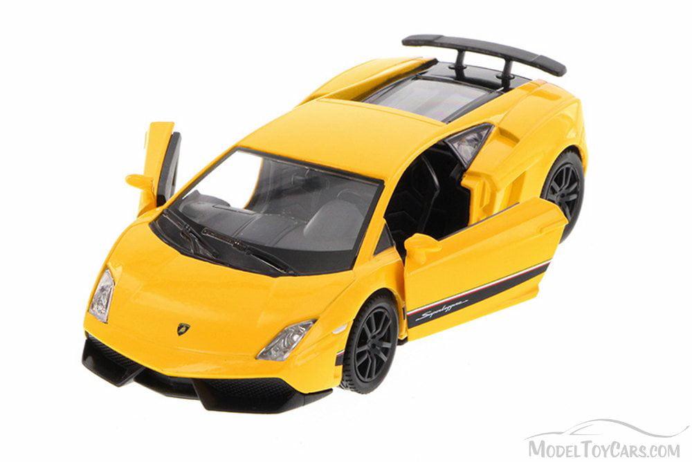 Lovely Lamborghini Gallardo LP570 4 Superleggera, Yellow   Showcasts 555998M    5u0026quot; Collectible Model Toy Car (Brand New, But NOT IN BOX)   Walmart.com