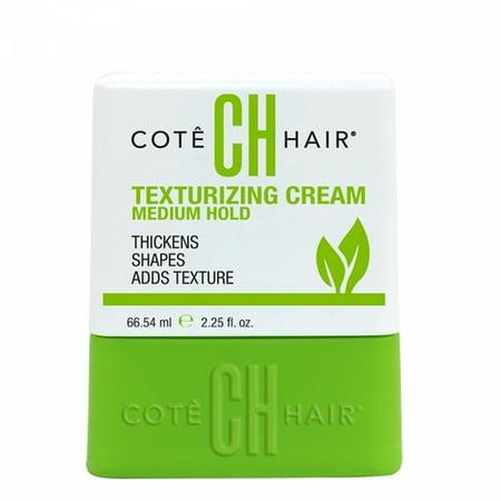Cote Hair Texturizing Cream Medium Hold For All Hair Types 2.25